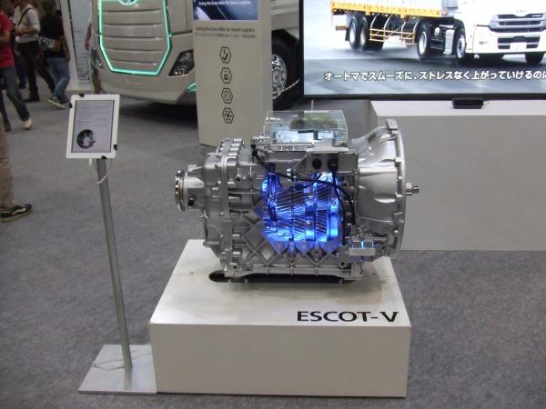 UDトラックス エンジン