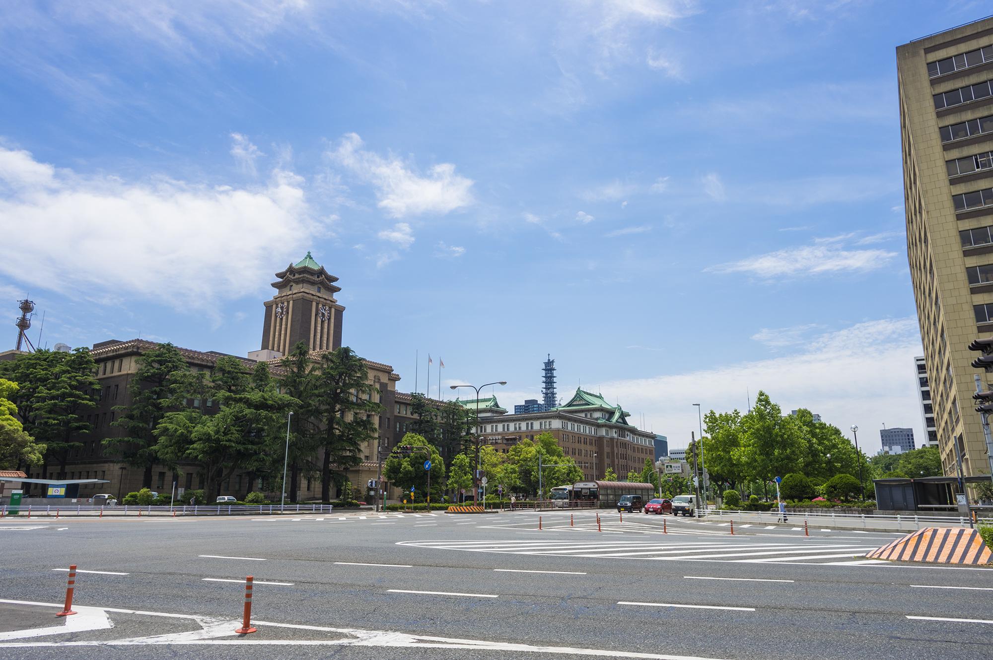 名古屋市役所前