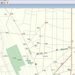 道路情報便覧付図表示システムを使って経路を作成する