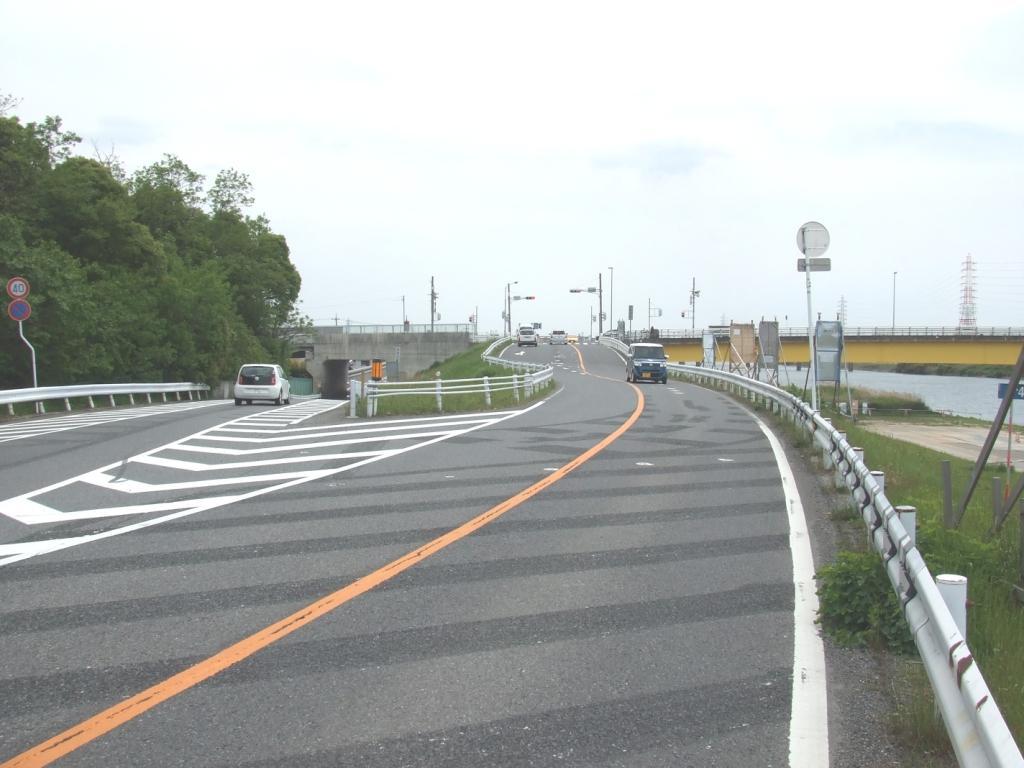 横井交差点